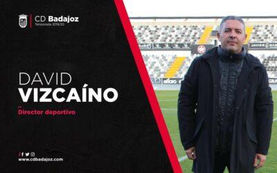 DAVID VIZCAÍNO SE INCORPORA AL CLUB
