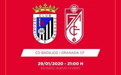 CD Badajoz – Granada CF