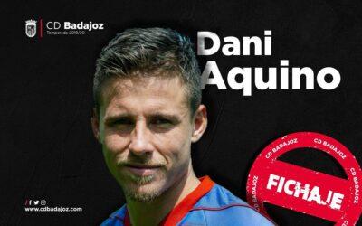 El CD Badajoz incorpora a Dani Aquino