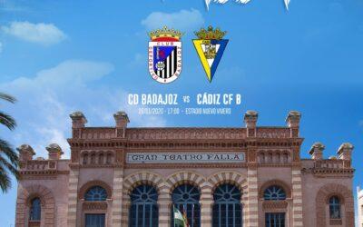 CD Badajoz – Cádiz CF B