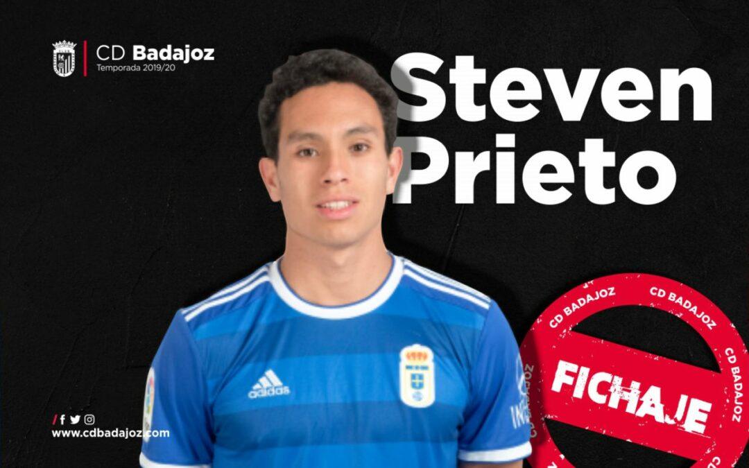 Steven Prieto, nuevo goleador del CD Badajoz