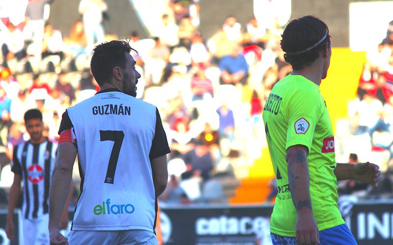 Guzmán, capitanea la victoria