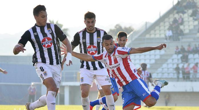 Derrota en Algeciras (1-0)