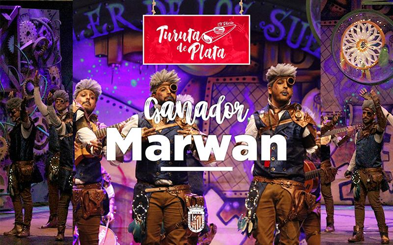 Marwan, gana la Turuta de Plata 2020