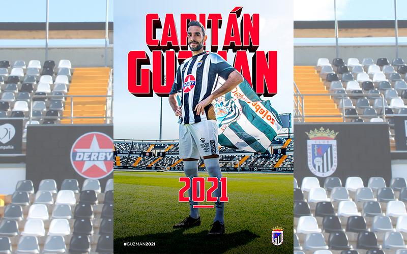 Guz –MAN 2021 ¡Enhorabuena capitán!