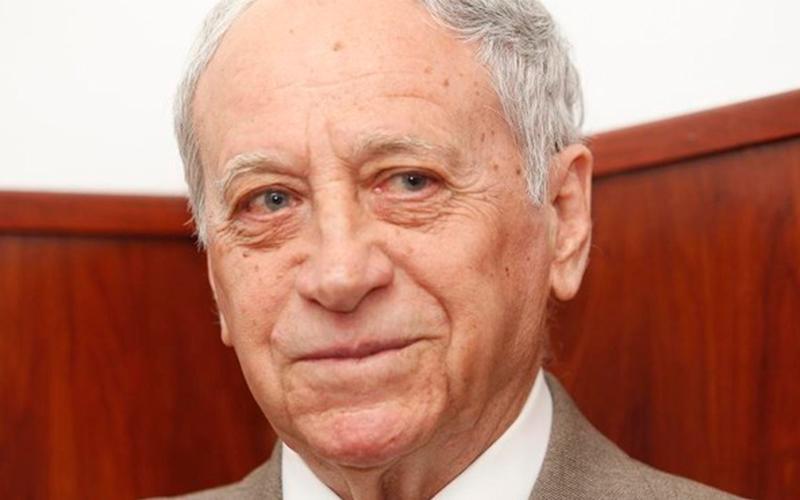 Fallece Joaquín Peiró a los 84 años.