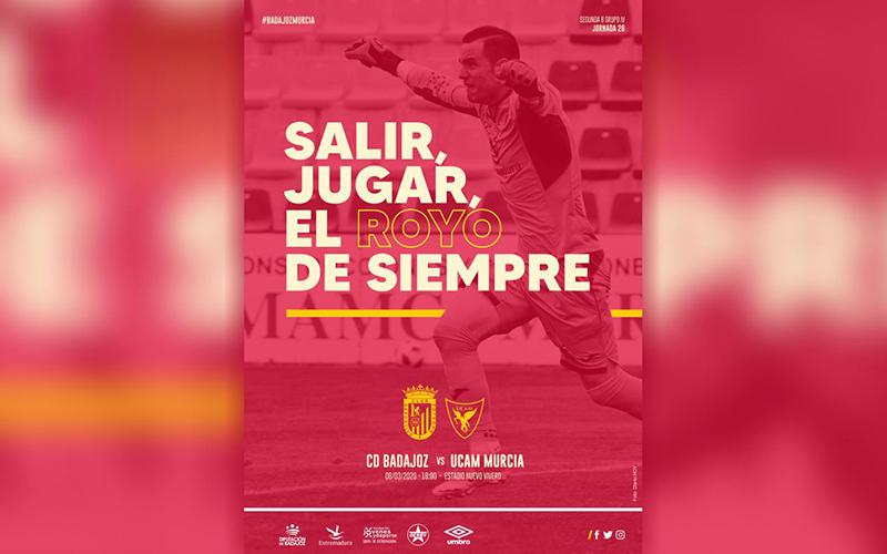 CD Badajoz – UCAM Murcia