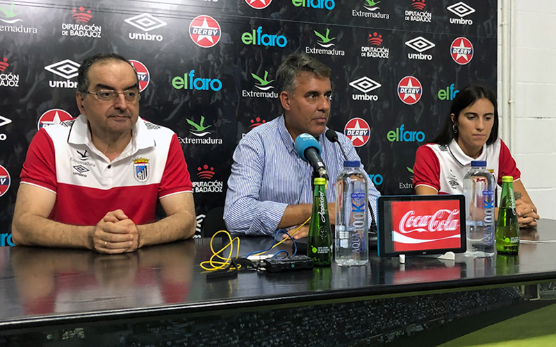 """Julio Rodríguez: """"Queremos terminar jugando si fuera posible"""""""