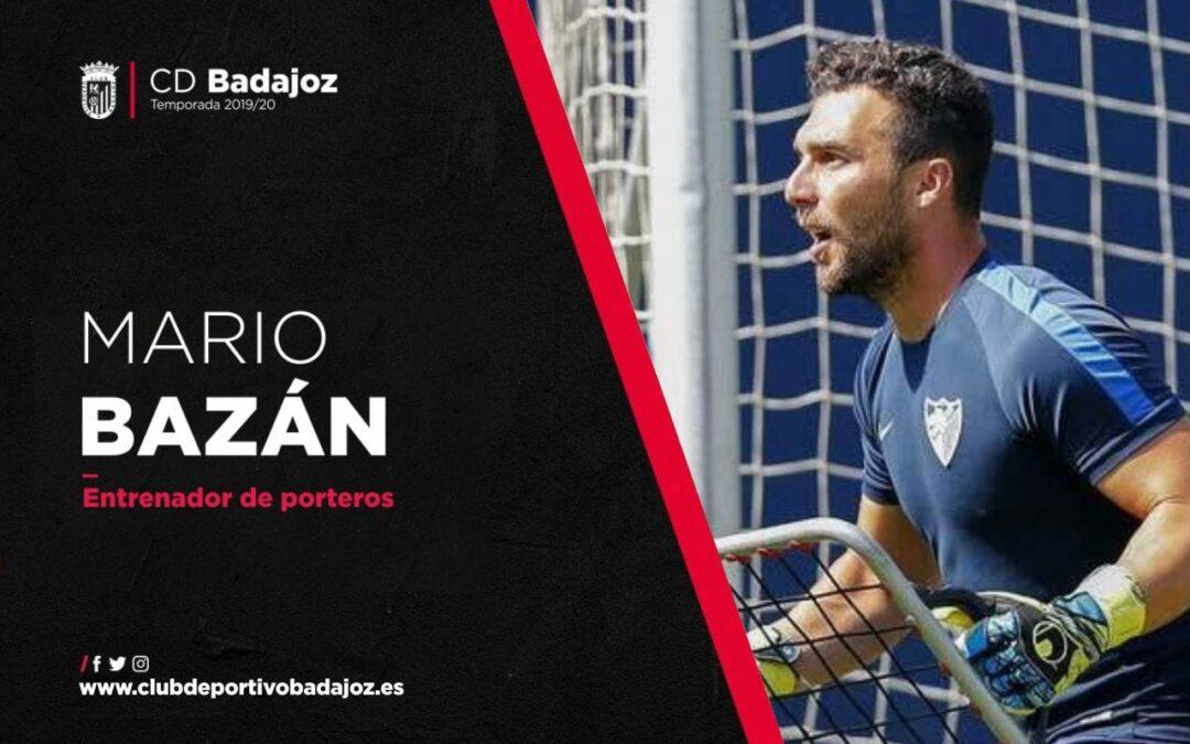 Mario Bazán se incorpora al staff técnico