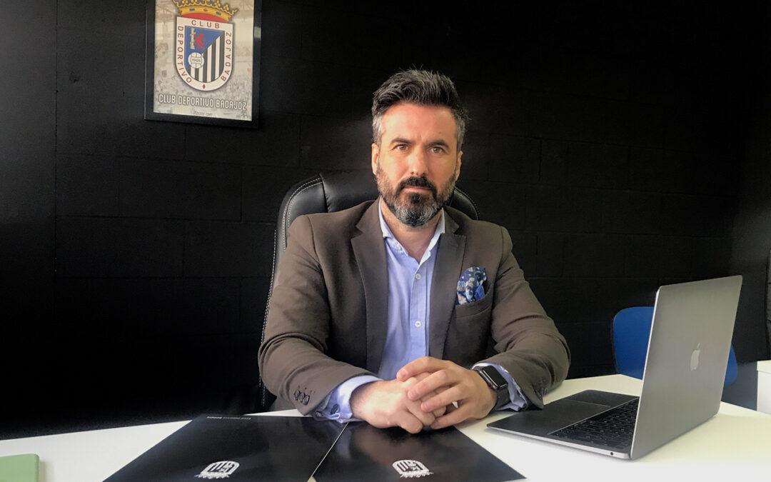 """Pepe Reynolds: """"Es vital defender el patrimonio del Club"""""""