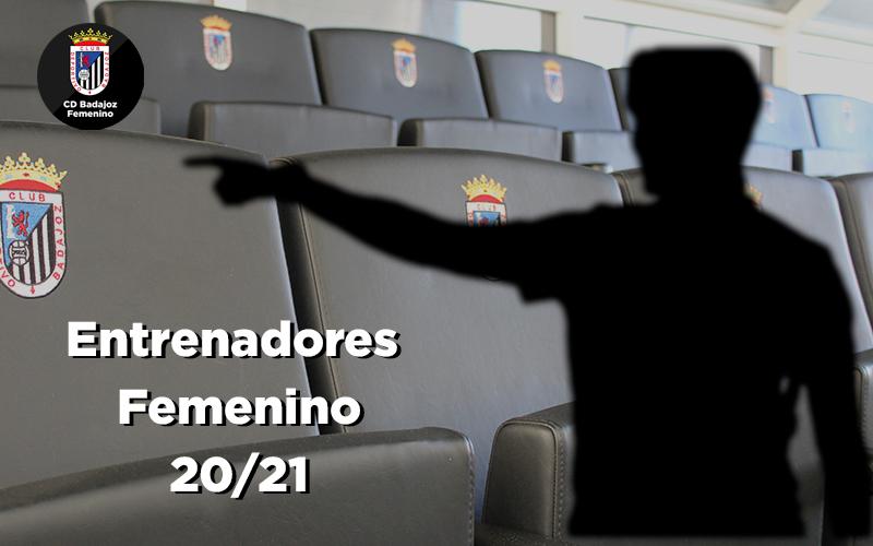 EL FEMENINO PRESENTA A SUS ENTRENADORES