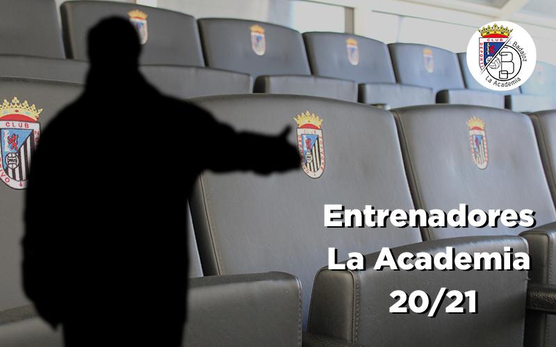 La Academia ocupa los banquillos