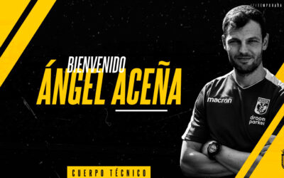 ÁNGEL ACEÑA, NUEVO PREPARADOR FÍSICO