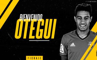ANTONIO OTEGUI, REFUERZO DE SUPERIOR CATEGORÍA