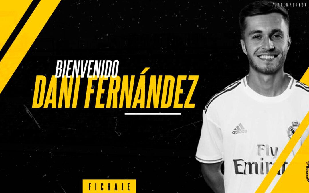 DANI FERNÁNDEZ, UN LATERAL CON SACRIFICIO