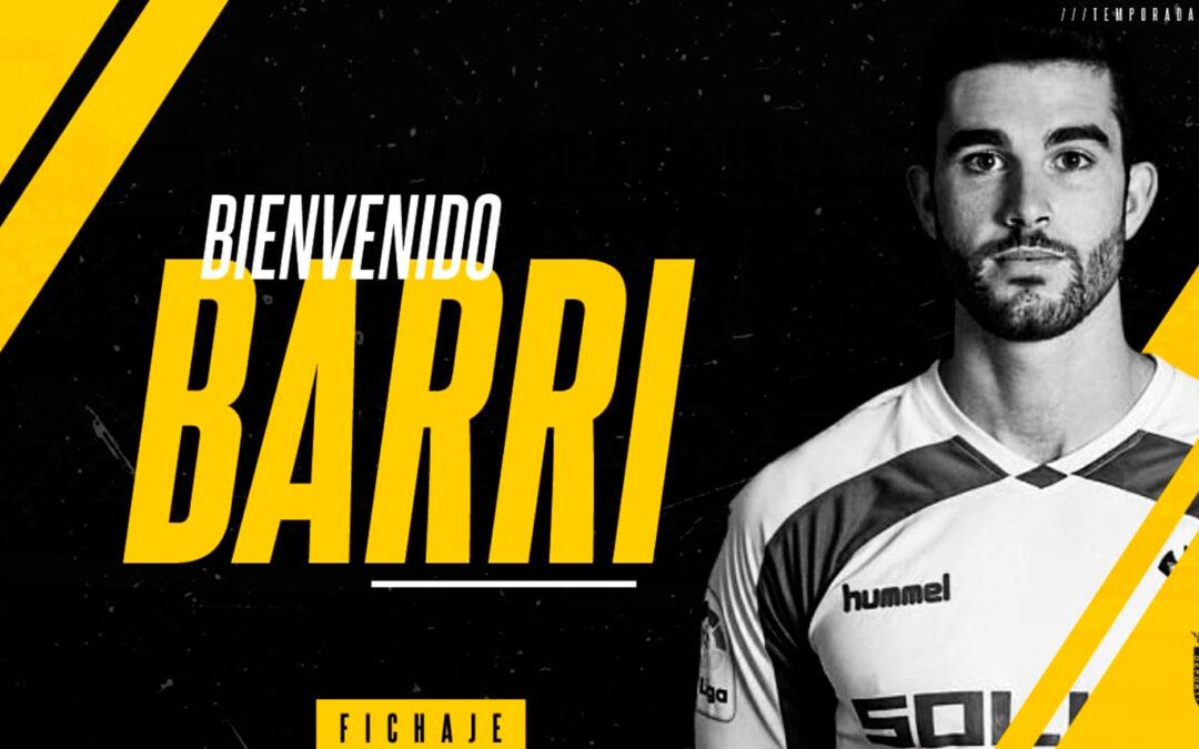 DIEGO BARRI, LA MEZCLA PERFECTA ENTRE JUVENTUD Y EXPERIENCIA