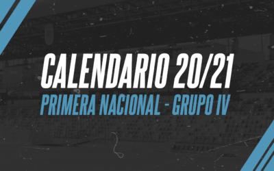 CALENDARIO 20/21 DEL CD BADAJOZ FEMENINO