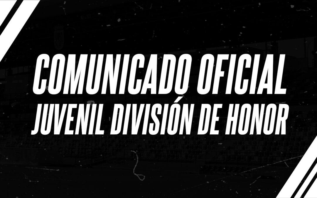 COMUNICADO OFICIAL – COVID19 DH