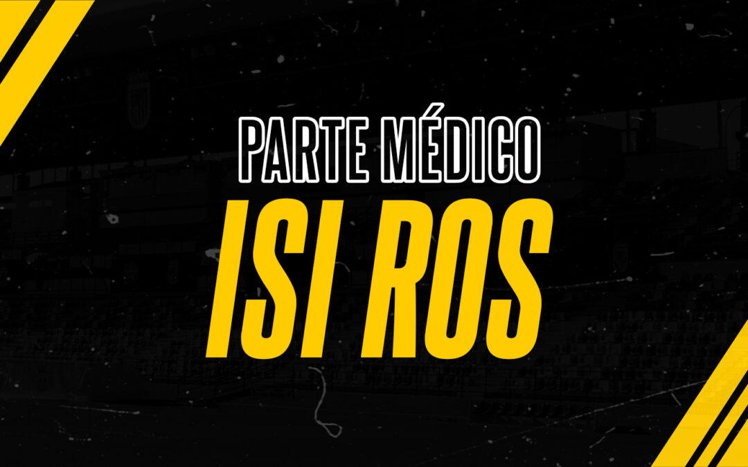 PARTE MÉDICO – ISI ROS