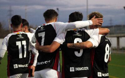 VICTORIA SOLVENTE ANTE LA ALBUERA (4-0)