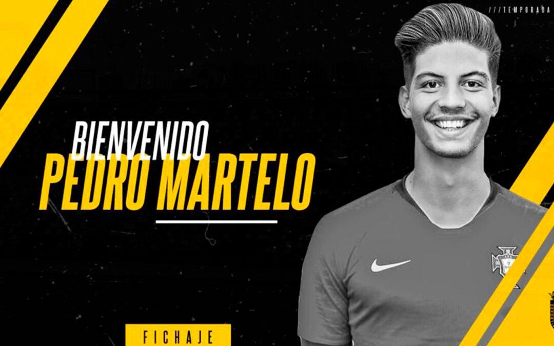 PEDRO MARTELO REFUERZA EL ATAQUE