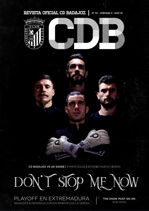 Portada Revista CDB 09-05-21
