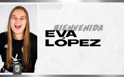 EVA VUELVE A LA PORTERÍA DEL CD BADAJOZ