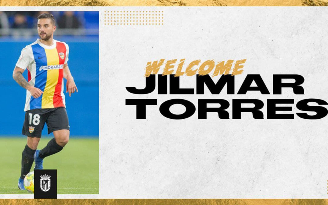 JILMAR TORRES, EXPERIENCIA PARA EL LATERAL