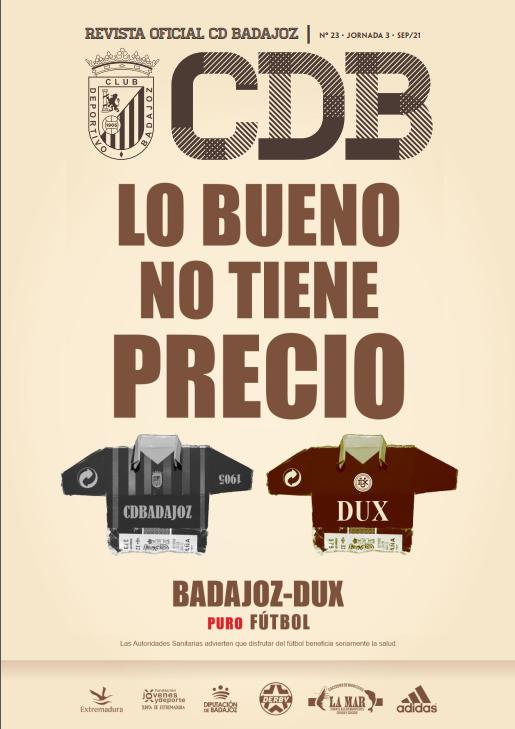 Portada Revista CDB 03-09-21