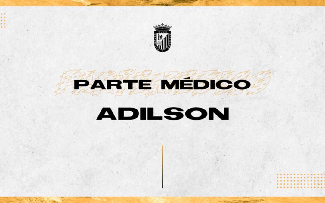 PARTE MÉDICO ADILSON MENDES
